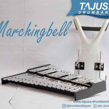 Marchingbell dengan harnes fiber
