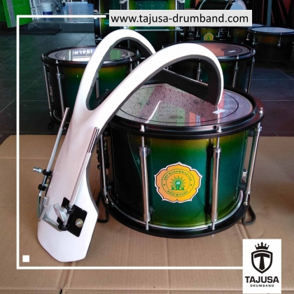snare drum semi hijau