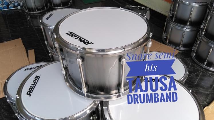 peralatan drumband