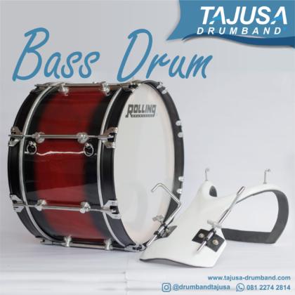 bass marchingband