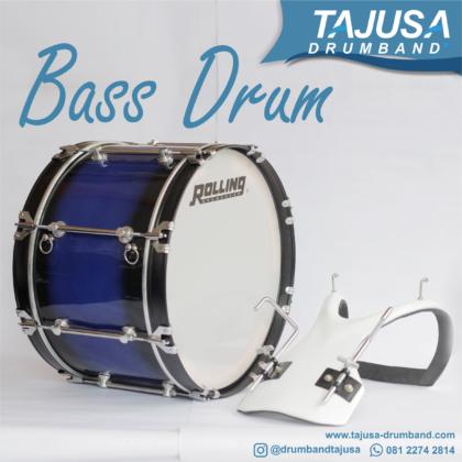 bass marchingband 22 inch