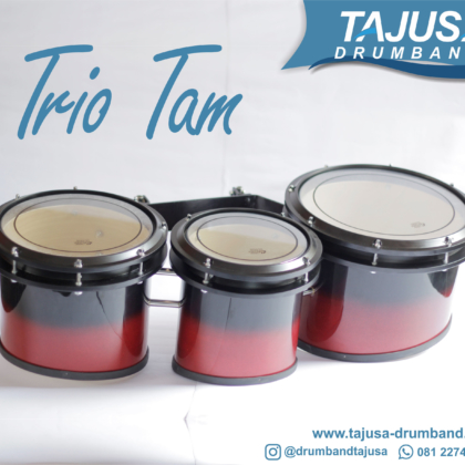 Trio Tam marching band