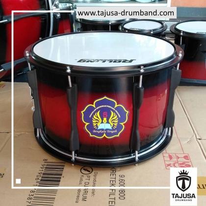snare drum premium merah