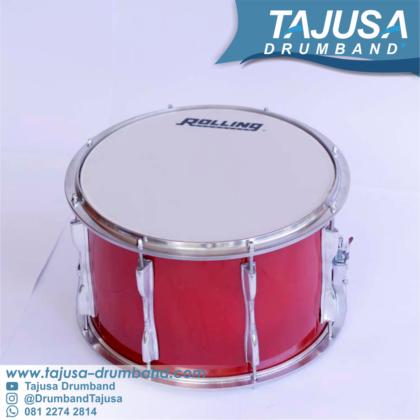 snare drum terbaik red