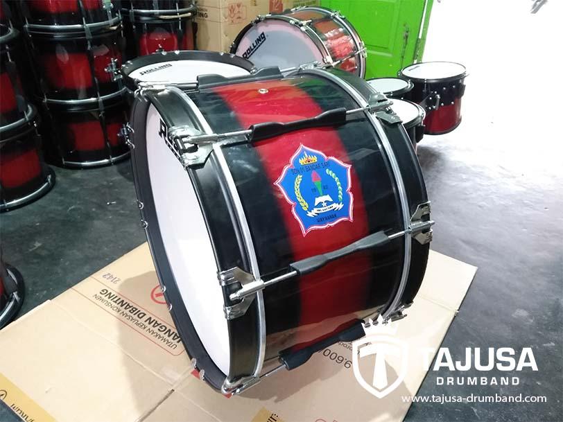 bass drum way kanan lampung