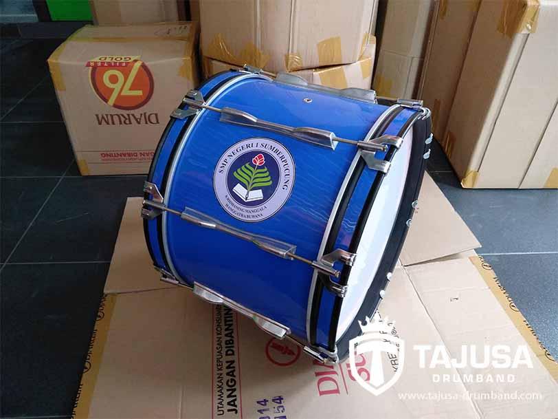 bass drum smp sumber pucung