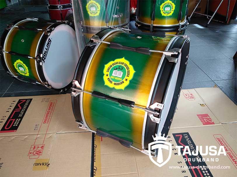 bass drum madiun