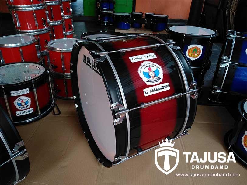 bass drum sd karangwuni