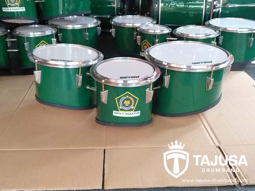 drumband man 2 wakatobi