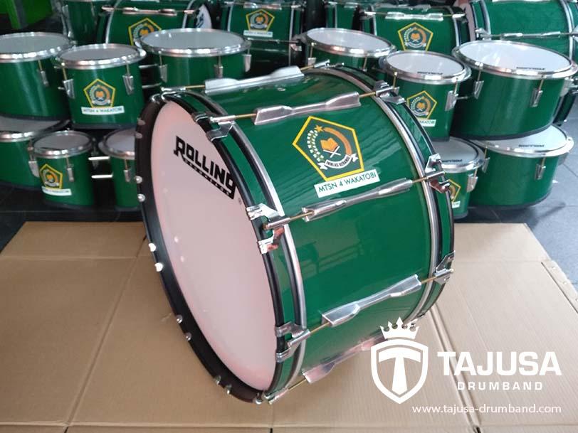 drumband mtsn 4 wakatobi