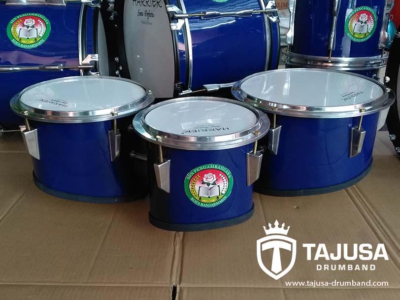 drumband sdn pengambangan 6 banjarmasin