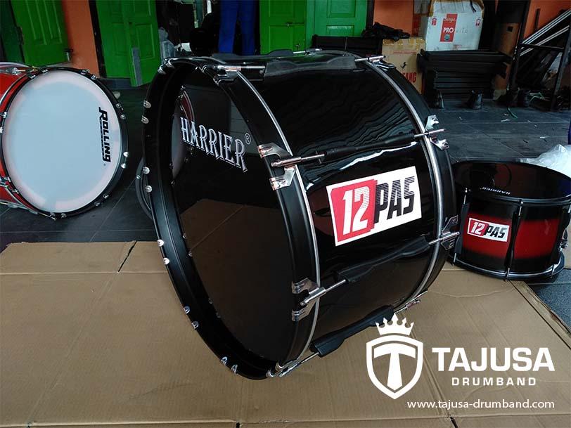 Drumband 12 pass