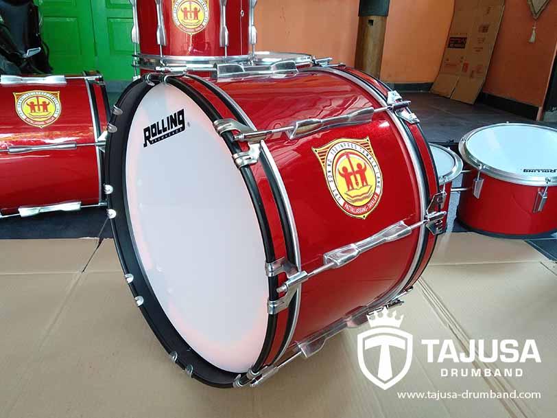 drumband UPT SDN NO 150 INPRES TAMALA`LANG SULAWESI SELATAN