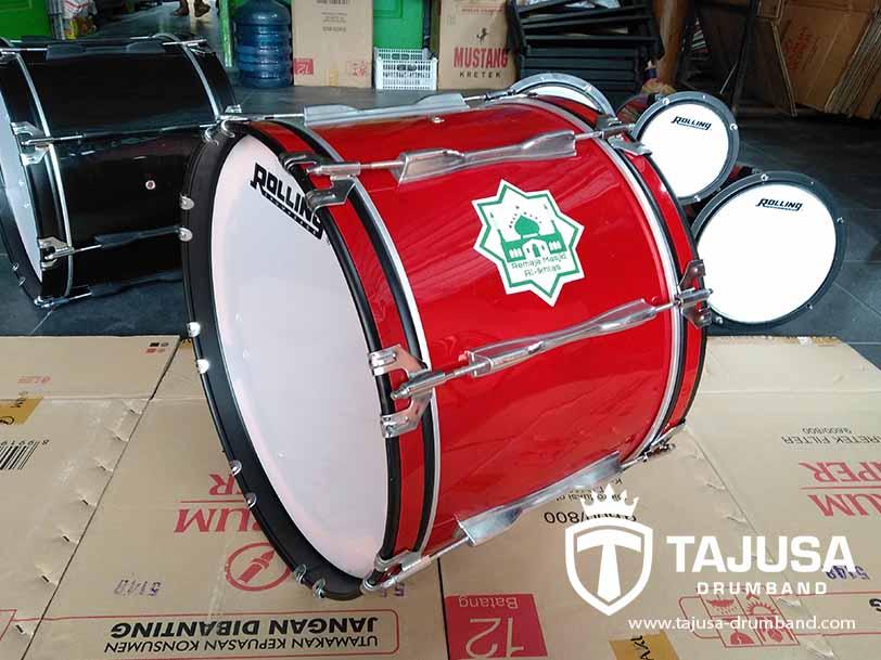 drumband remaja masjid Al - Ikhlas