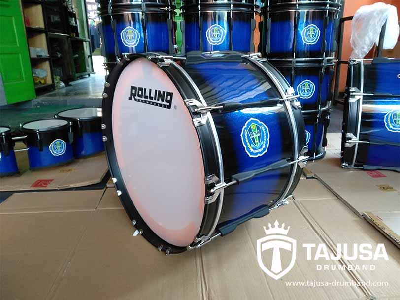 drumband smk muhammadiyah prabumulih di sumatera selatan
