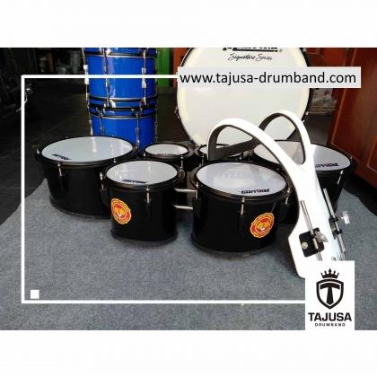 six tom drumband